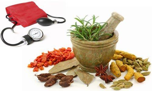 درمان گیاهی فشار خون