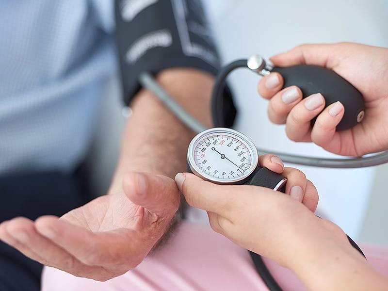اندازه گیری فشار خون، فشار خون روپوش سفید
