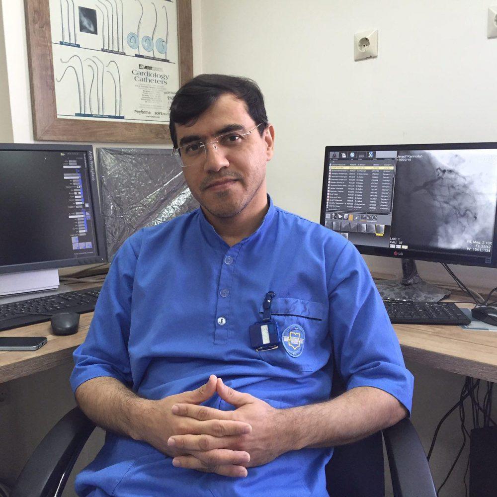 معاینه آنلاین فشار خون توسط متخصص فشار خون