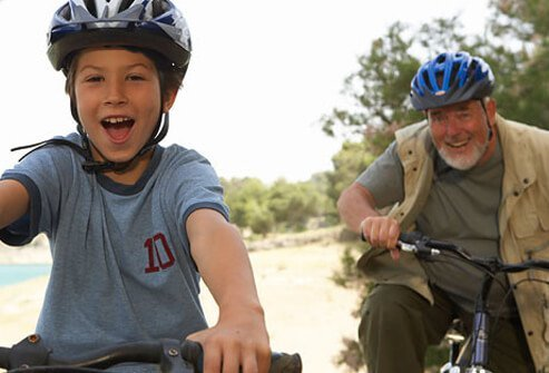 کاهش فشار خون با دوچرخه سواری