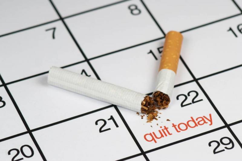 ترک سیگار، درمان فشار خون بالا