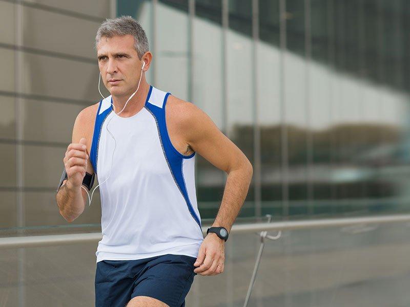 ورزش می تواند باعث کنترل فشار خون شود