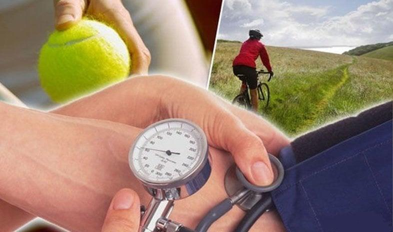 مقاله تاثیر ورزش بر فشار خون ( پایین آوردن فشار خون )