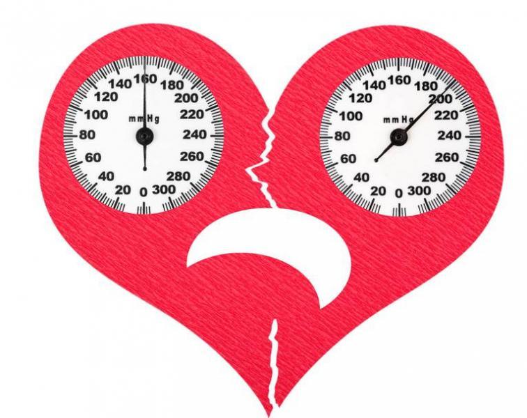فشار خون سالم